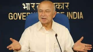 No fool-proof security for IPL: Sushilkumar Shinde