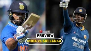 India vs Sri Lanka, preview and likely XI, ICC Champions Trophy 2017: India start favourites despite Angelo Mathews boost for Sri Lanka