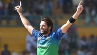 I was not aware of my age when I appeared in U-14 trials: Shahid Afridi reveals story behind age confusion