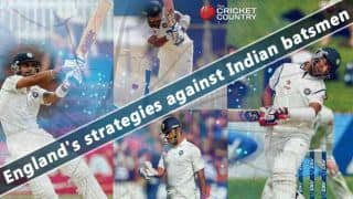 Possible strategies England may use vs Indian batsmen
