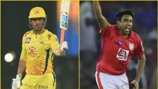 IPL 2019: Ashwin vs Dhoni as KXIP meet CSK in battle for supremacy