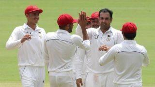 अफगानिस्तान की टेस्ट पीढ़ी का हिस्सा बनकर खुश लेकिन अब वनडे-टी20 पर ध्यान लगाना चाहते हैं नबी
