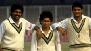 Azharuddin takes 5 catches on Tendulkar's debut, shapes Indian cricket in the 1990s