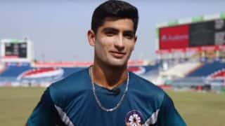 Pakistan coach Misbah-ul-Haq backs rookie Naseem Shah to come good