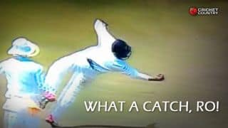 Rohit Sharma's catch during Day 1, India vs Sri Lanka 2015 1st Test: Why it is one of the very best