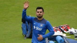 Virat Kohli and other cricketers wish Happy Diwali on Twitter