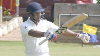 Ranji Trophy, Round 5, Group A highlights: KAR, MAH shine; UP stumble on Day 1