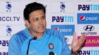 No one sacked Anil Kumble as head coach, there was an issue as far as Virat Kohli was concerned: VVS Laxman