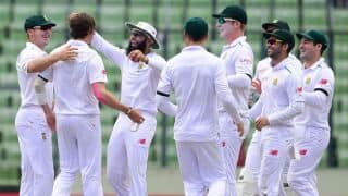 South Africa will drop from No.1 Test rank if lose Test series vs England