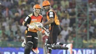 IPL 2015: Struggling Sunrisers Hyderabad face formidable Chennai Super Kings