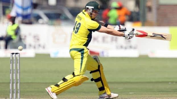 Zimbabwe Triangular Series 2014: Australia vs South Africa, 5th ODI at Harare: Steven Smith dismissed by Imran Tahir