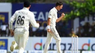 Sri Lanka vs New Zealand: Trent Boult third Kiwi bowler to 250 Test wickets, second-fastest after Richard Hadlee
