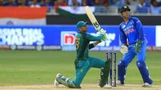 Asia Cup 2018, Super Four: India restrict Pakistan to 237/7