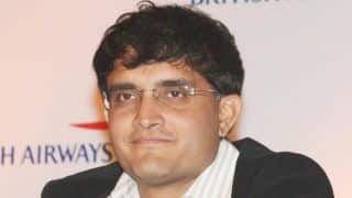 Sourav Ganguly to be drafted into BCCI's FTP panel
