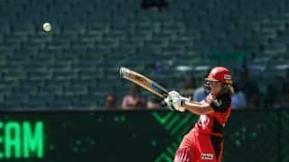 Women's Big Bash League 2018-19: Sophie Molineux shine as Melbourne Renegades wins over  Melbourne Stars