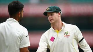 Smith eager to face Kohli, says Michael Hussey
