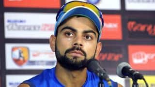 India not going to be happy with the odd Test win overseas: Virat Kohli