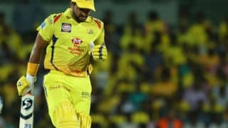 IPL 2018: Raina misses first ever match for CSK