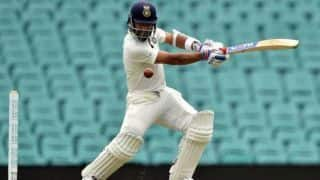 From now on it's a two-match series for us, we're starting afresh: Rahane