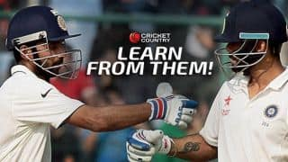 Virat Kohli-Ajinkya Rahane partnerships vs South Africa in Delhi Test a lesson for batsmen from both sides