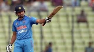 Rohit Sharma gave a fantastic account of himself: Sanjay Bangar