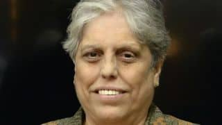 Diana Edulji declines BCCI lifetime achievement award