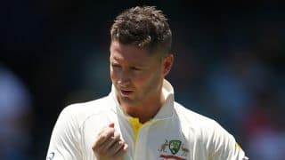 India vs Australia, 1st Test at Adelaide: Michael Clarke retires hurt due to chronic back problem