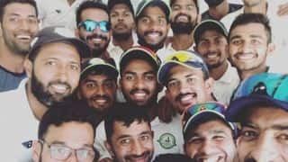 Ranji Trophy 2018-19: Vidarbha's road to the final
