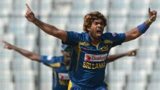 Lasith Malinga claims all 5 wickets in an ODI innings
