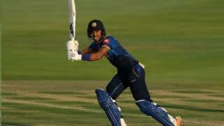 Dinesh Chandimal's participation in Asia Cup under cloud due to finger injury