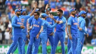 Cricket World Cup 2019: Virat Kohli applauds game-changer Yuzvendra Chahal and disciplined Jasprit Bumrah