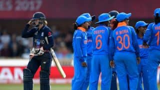 ICC Women's World Cup 2017: Clinical India Women wallop England Women by 35 runs