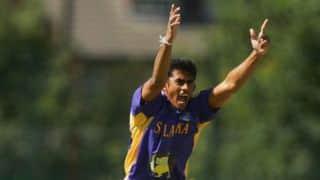 Sri Lanka pacer Chanaka Welegedera emulates Twenty20 record