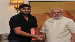Harbhajan Singh invites Narendra Modi for his wedding: Reports