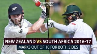 New Zealand vs South Africa: Marks out of 10 for both teams