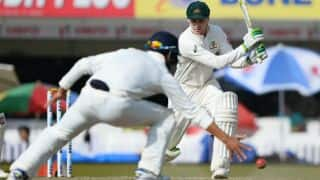 Resolute Australia earn a draw in 3rd Test vs India at Ranchi; series stays levelled at 1-1