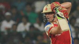Delhi Daredevils (DD) vs Royal Challengers Bangalore (RCB) Live Scorecard IPL 2014: Match 2 of IPL 7 at Sharjah