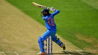 Indian eves lose plot after Smriti Mandhana's 84, manage 213 for 7 in 1st ODI vs South Africa