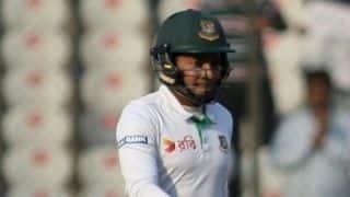 Mushfiqur Rahim becomes 1st wicket-keeper batsman to score 2 double-hundreds in Test cricket