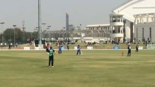 AFG post highest score riding on Stanikzai's maiden international ton in 2nd ODI vs IRE
