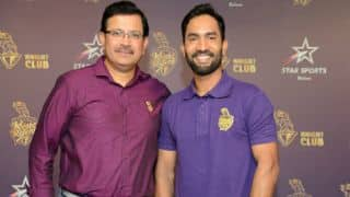 IPL 2018: Vinay backs DK as KKR's skipper