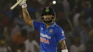 Virat Kohli retains 2nd spot in ICC ODI Rankings for batsmen