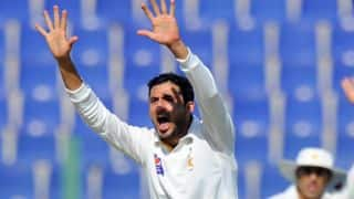 Pakistan on top after bundling out Sri Lanka for 204 on Day 1 of 1st Test