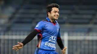 Afghanistan steamroll Bangladesh in 1st T20I, win by 45 runs