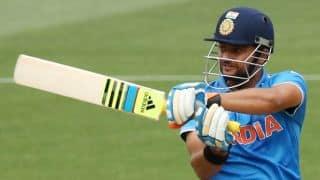 Suresh Raina's exclusion for Deodhar Trophy a major setback