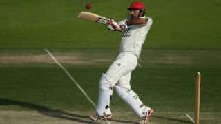 Afghanistan vs Ireland, Intercontinental Cup, Day 1: Centurion Asghar Stanikzai puts hosts in driver's seat