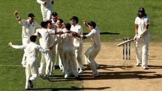 Highlights of 1st Test between India and New Zealand