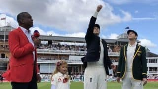 Ashes 2019: Josh Hazlewood in, Australia elect to bowl at Lord's