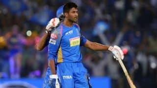 IPL 2018: RR's Krishnappa Gowtham 'on top of the world' after pulling off heist vs MI