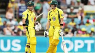 Steve Smith, David Warner returs to national side as Australia XI beat New Zealand XI by one wicket